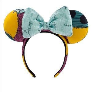 NWT Disney Parks Sally Ears Headband NBC